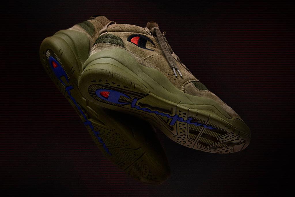 Champion \u0026 Casbia Present a New Sneaker