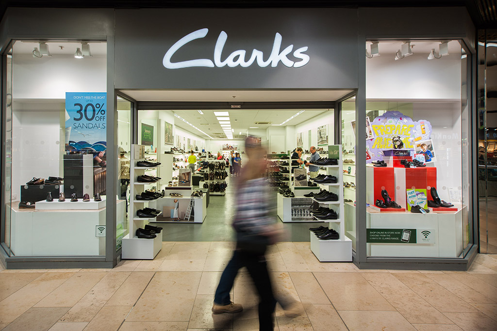Clarks to Cut 900 Jobs, Plans Digital