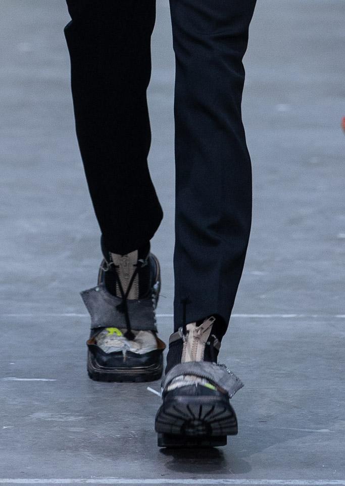 CMMN SWDN spring '19 at Paris Fashion Week Men's