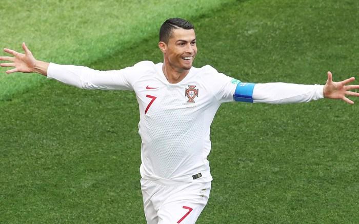 Cristiano Ronaldo Portugal World Cup 2018