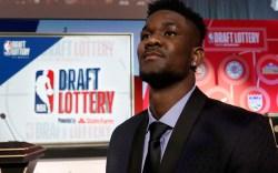 Deandre Ayton 2018 NBA Draft