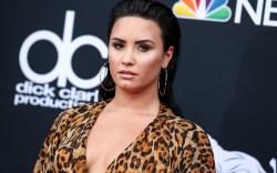 Demi Lovato attends the 2018 Billboard