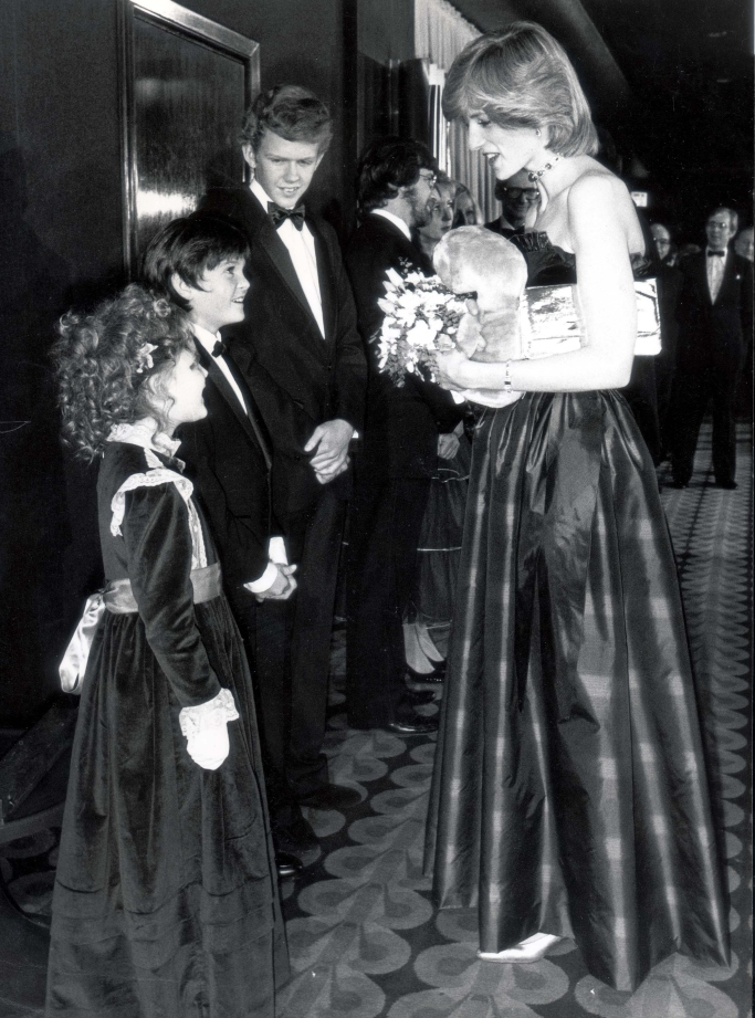 princess diana, drew barrymore