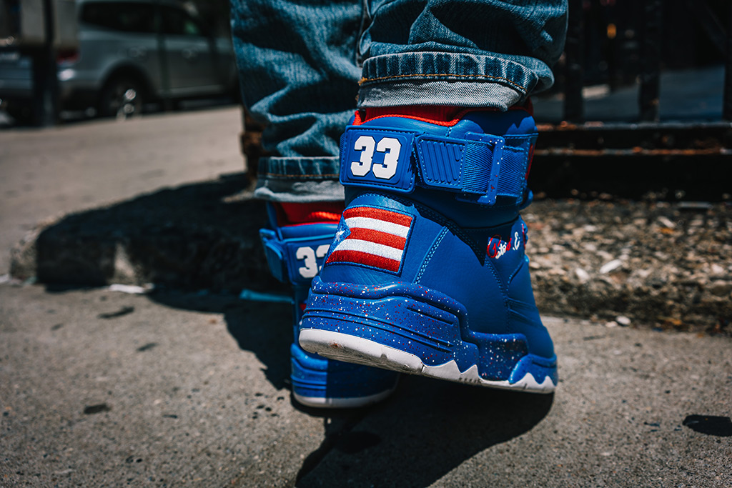 Ewing Athletics 33 Hi Big Pun