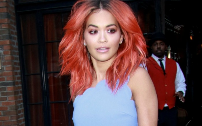 Rita Ora has a glamorous night out in the Big Apple.