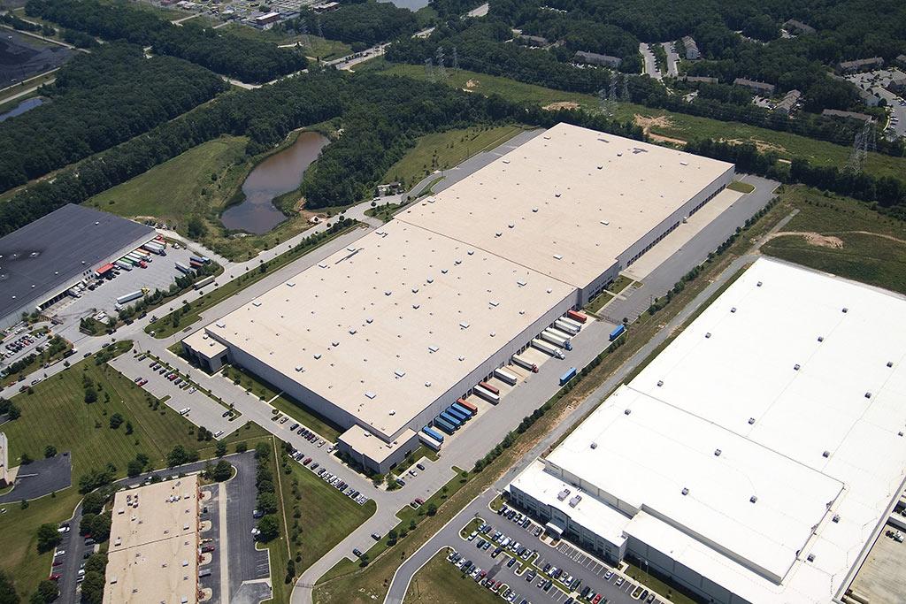 Fila Baltimore distribution center
