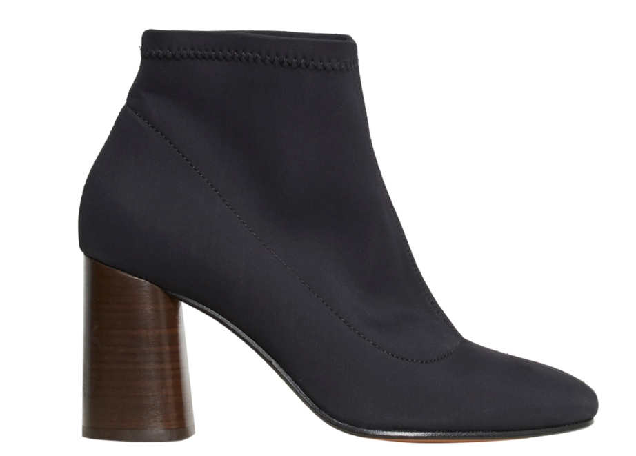 French Connection Mary stretch ankle boot