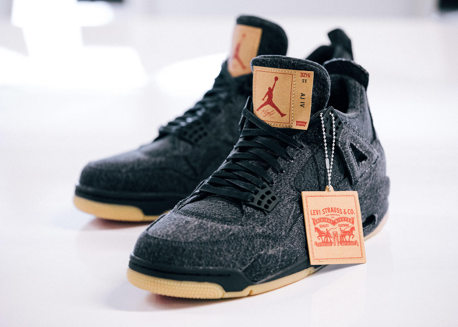 Jordan Brand, Levi's Air Jordan IV