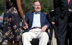 George H.W. Bush's Socks