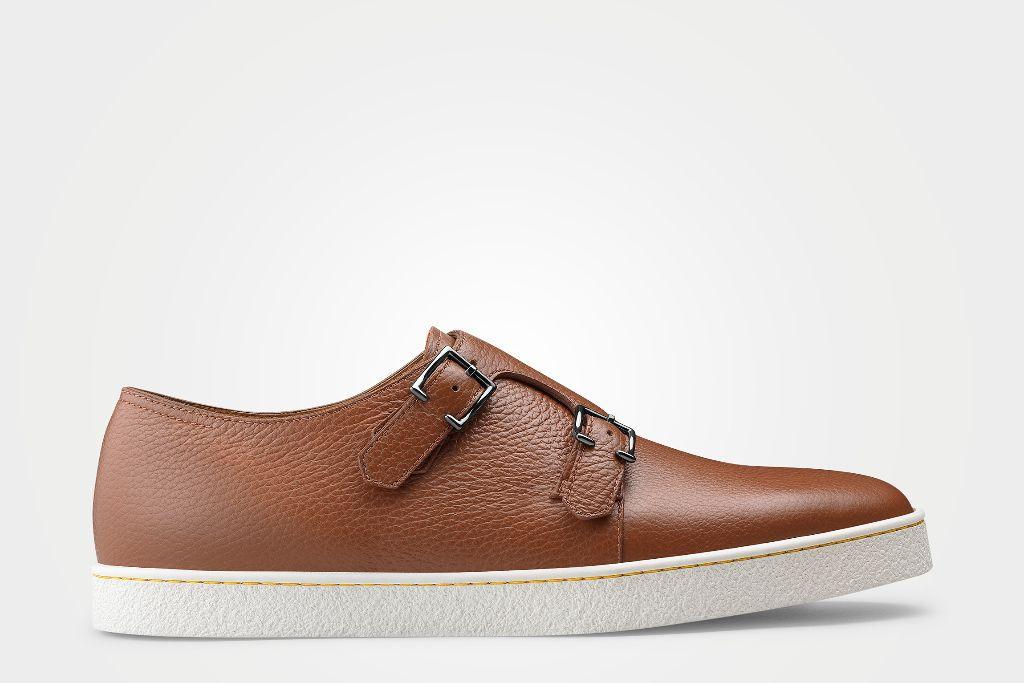 John Lobb, brown loafer, spring 19