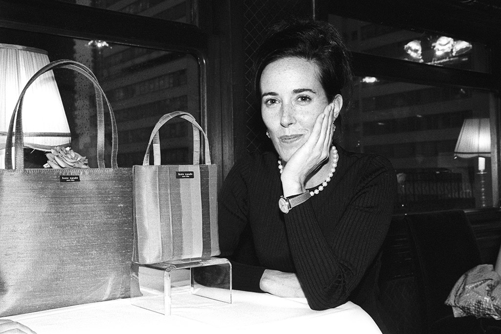 Fashion Designer Kate Spade Dies At 55 Footwear News