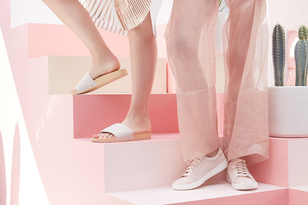 Why Keds Is Partnering With Up-and
