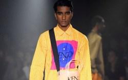 kenzo spring 2019, paris fashion week