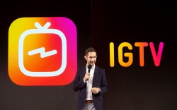 Instagram HQ, Instagram CEO, Kevin Systrom