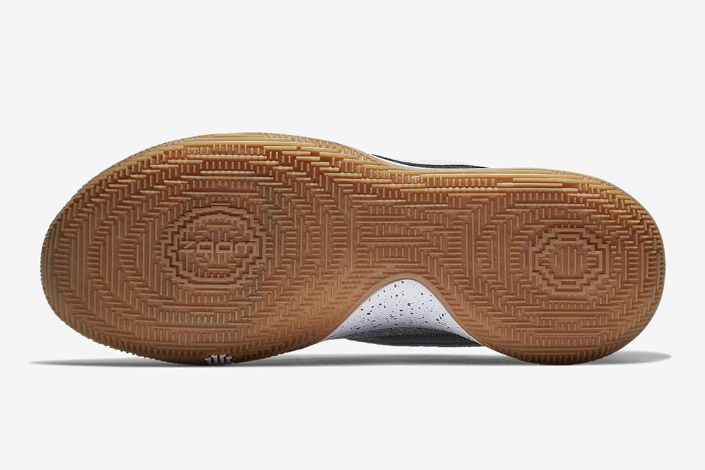 Nike Kyrie Low grey gum