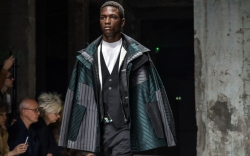 lanvin spring 2019 menswear collection, paris