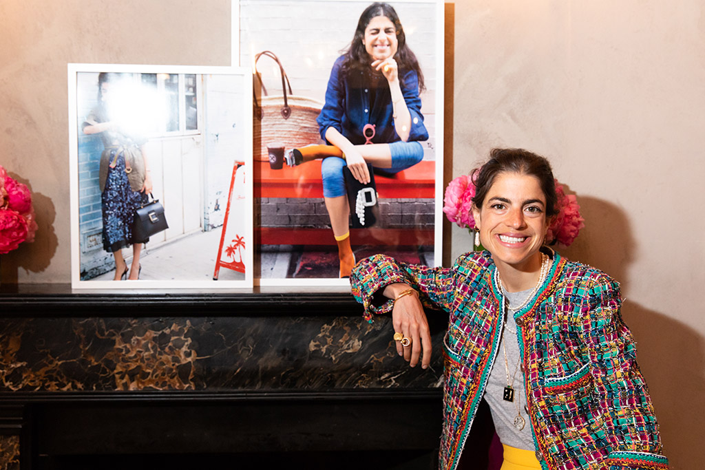 leandra medine cohen, roger vivier, love vivier, book launch party