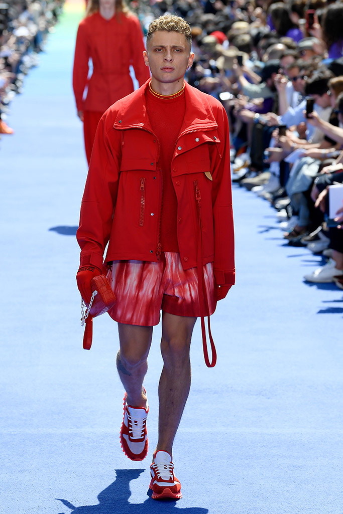 Louis Vuitton, spring 19, mens