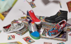 Marvel Vans Collection Fall 2018