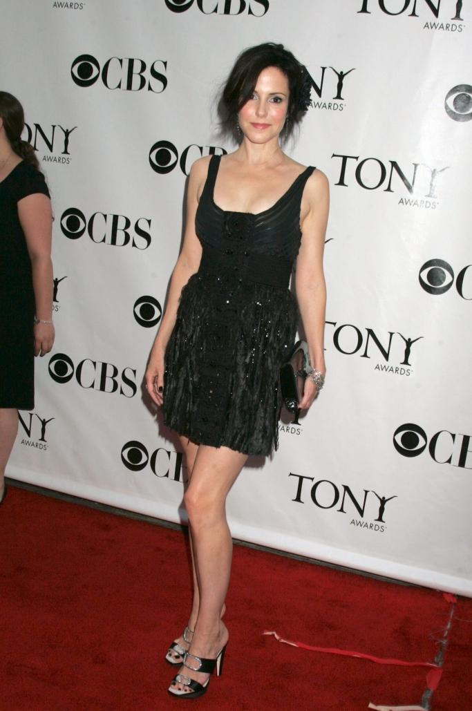 mary louise parker, 2008 tony awards, red carpet