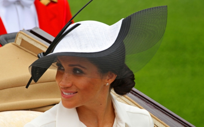 royal ascot, meghan markle