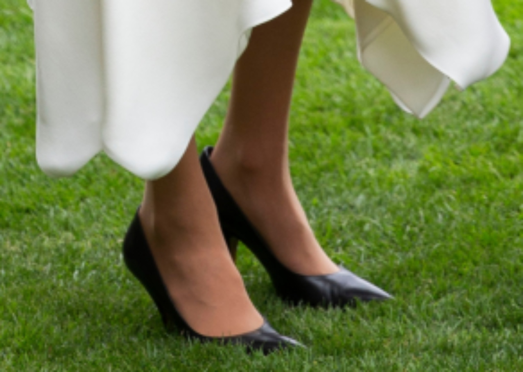 meghan markle shoes, royal ascot