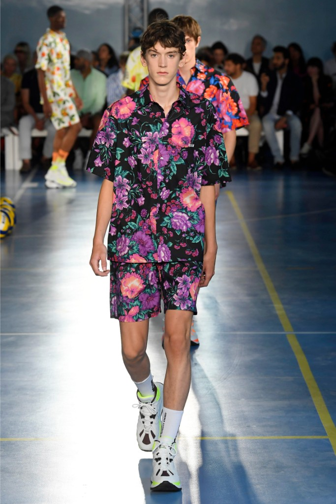 msgm spring 2019 collection runway