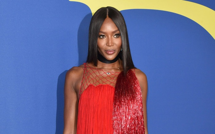 Naomi Campbell, cfda awards 2018