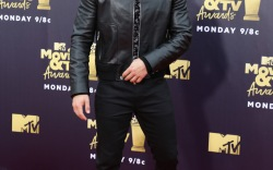 A Look at Nick Jonas' Monochromatic Style
