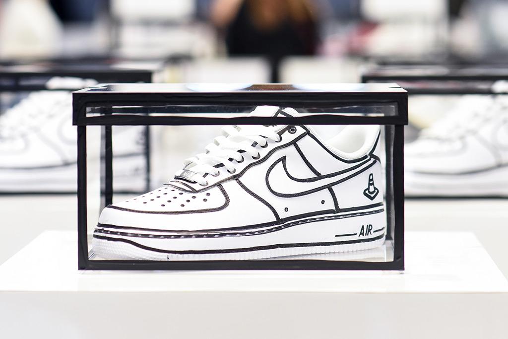 Nike Air Force 1 Joshua Vides