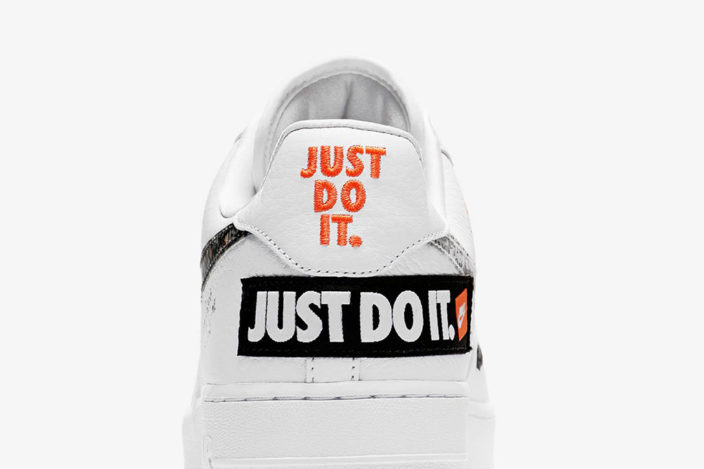electo Disfraces Feudal  How to Buy the Nike 'Just Do It' Air Force 1 and Air Max 1 Pack – Footwear  News