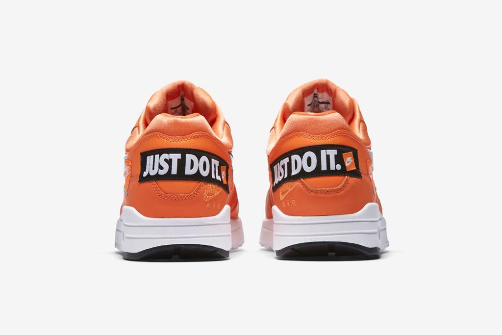 Nike Air Max 1 Just Do It Orange