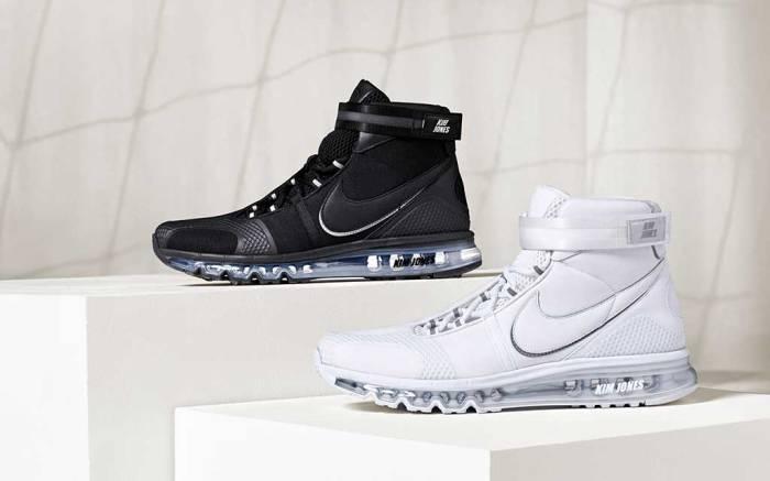 Nike Air Max 360 Hi x Kim Jones, sneakers, Kim Jones X Nike