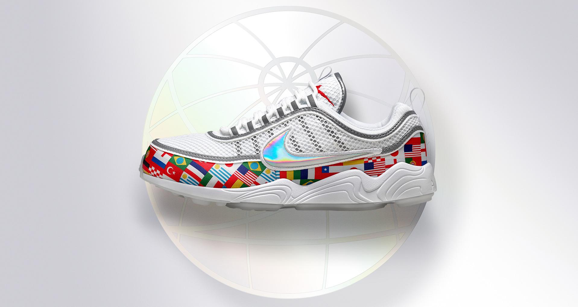 Nike, One World, Air Zoom Spiridon