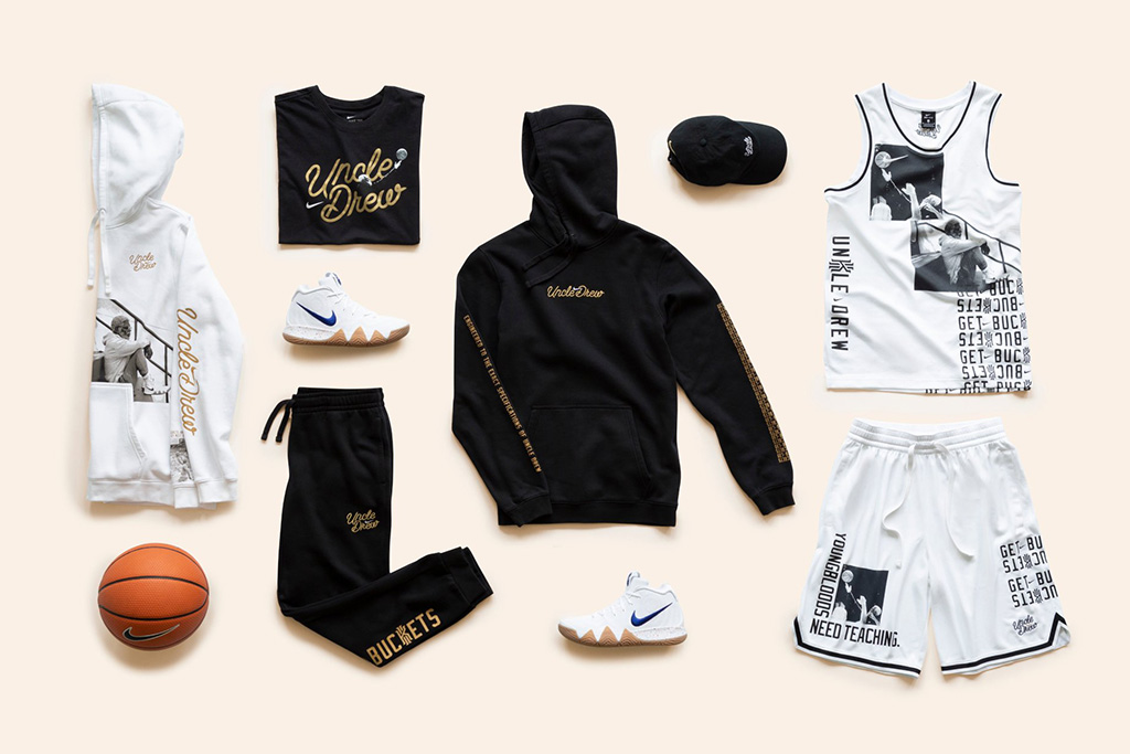 Nike Uncle Drew Collection
