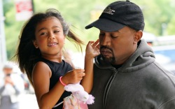 north west, 5th birthday, kanye west