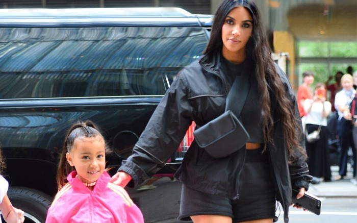 North West, Kim Kardashian West