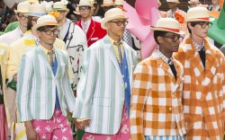 thom browne, paris fashion week mens,