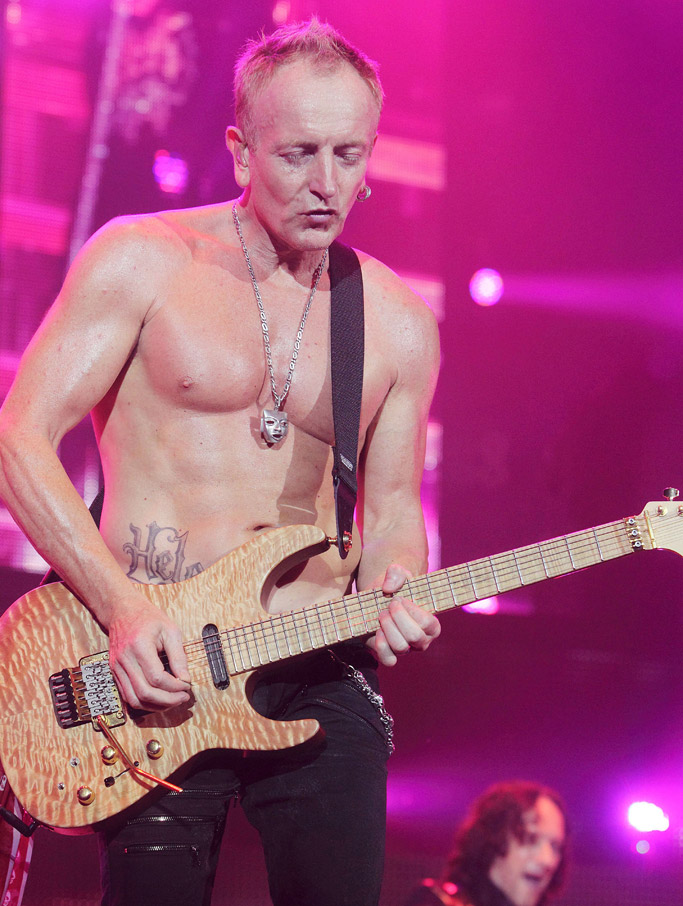 Phil Collen of Def Leppard