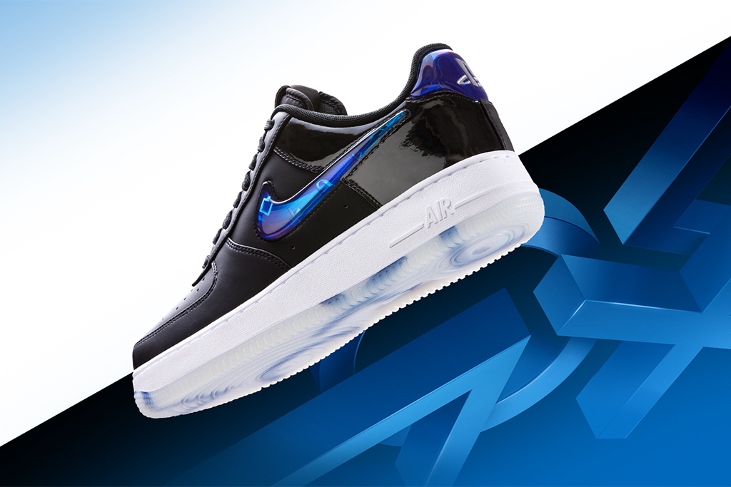 PlayStation x Nike Air Force 1 Launches at E3 in Los Angeles ...
