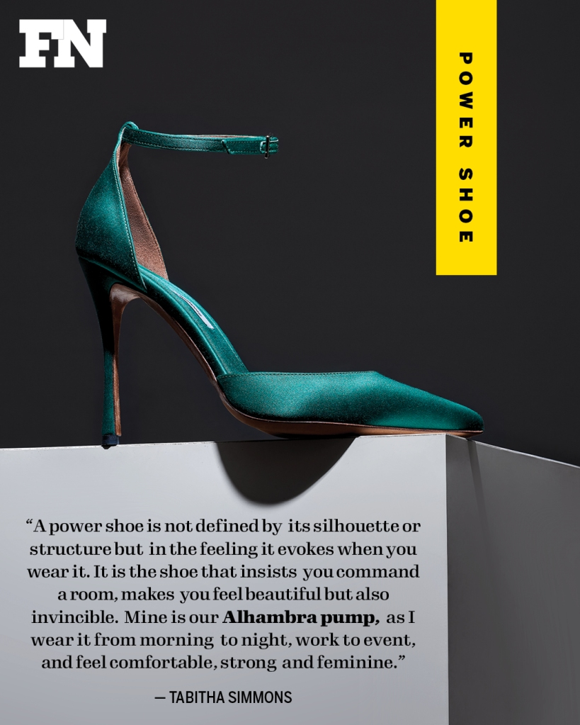 tabitha simmons power shoe women in power