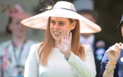 Princess Beatrice Hits Royal Ascot 2018