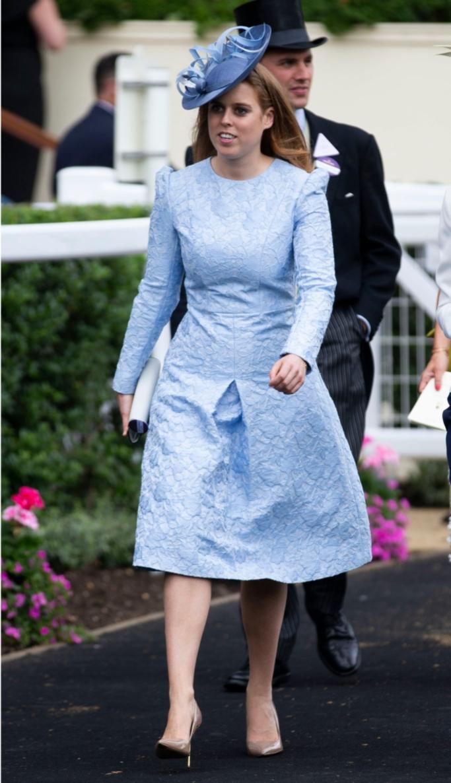 princess beatrice, 2018 royal ascot