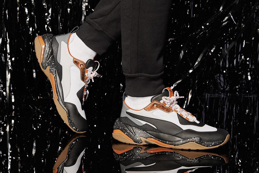 puma shoes thunder electric