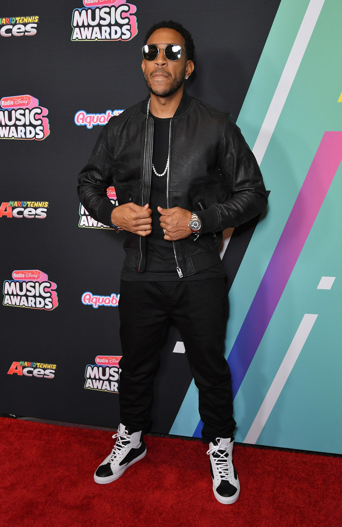 Ludacris radio disney music awards 2018 red carpet