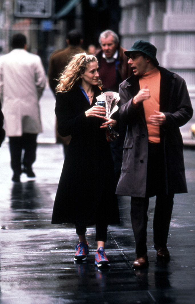 Sex and the City, Carrie Bradshaw, Stanford Blatch