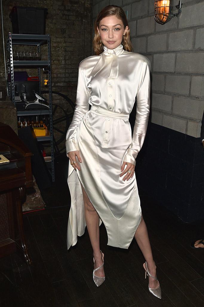 Gigi Hadid, Vivienne Westwood, Olgana Paris, Victoria's Secret book launch