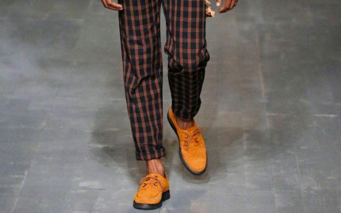 London Men's Fashion Week Oliver Spencer