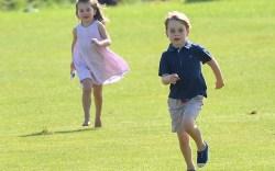 Prince George's Dapper Shoe Styles