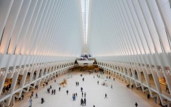 The Oculus, Westfield World Trade Center